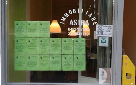 Astra Immobiliare Udine ufficio esterno