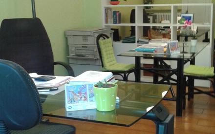Astra Immobiliare Udine ufficio interno